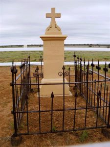Carseldine grave
