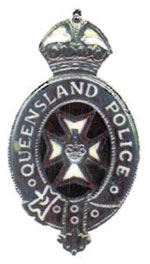 Friends of the Queensland Police Museum Membership Badge