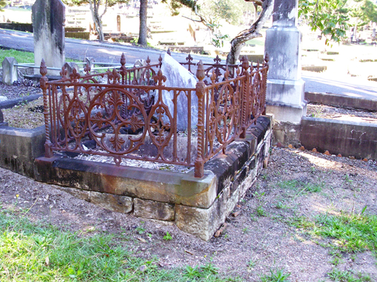 Thomas Slattery Grave Restoration Project