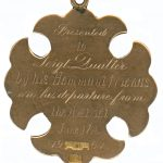 Quilter Medal
