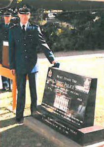 roma street memorial plaque