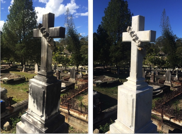 Seymour Grave Restoration Project – Toowong