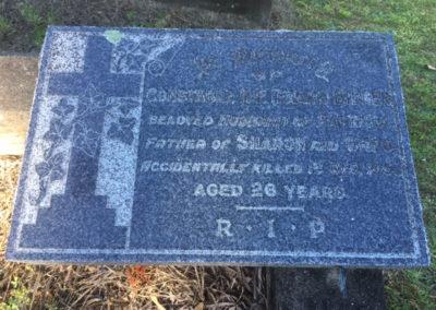 Harold (Frank) Bidner –  Toowong Cemetery