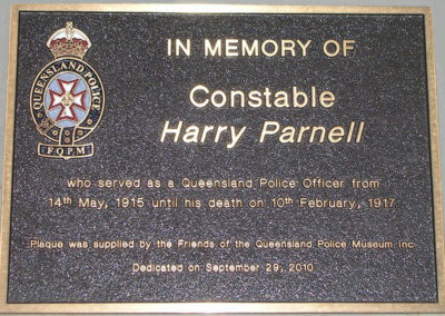 Plaques for Graves – Longreach Cemetery