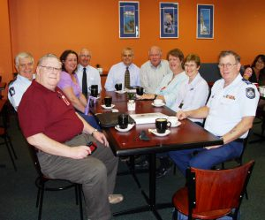 Friends of the Queensland Police Museum 2012 Annual General Meeting.