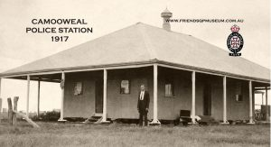 Image of Camooweal Station 1917 (stubby cooler sample photo)
