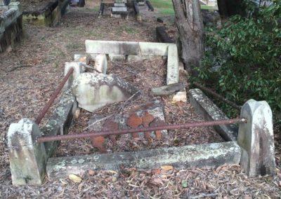 Constable Benjamin Ebbitt – Toowong Cemetery