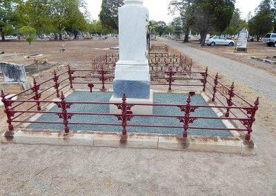 Senior Constable Henry James Fetherston – Maryborough Cemetery